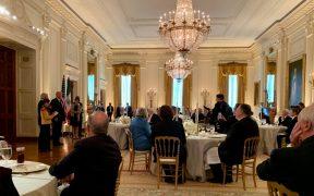 Trump ofrece cena para AMLO en la Casa Blanca