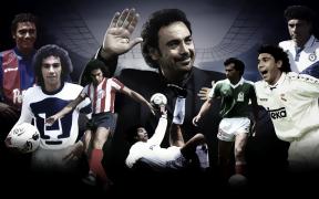 Hugo Sánchez celebra 62 años de vivir sin miedo al éxito. (Fotoarte: Ricardo Arteaga)
