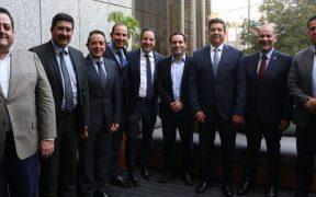Gobernadores de Acción Nacional