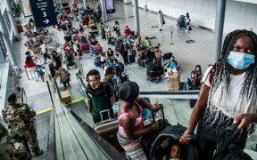 Pruebas de Covid en aeropuertos de Francia