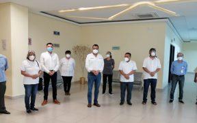 Al menos 115 trabajadores del Hospital General de Juchitán dan positivo a Covid-19