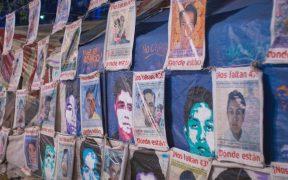 43 normalistas desaparecidos de Ayotzinapa