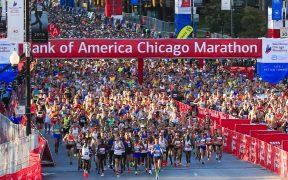 El maratón de Chicago debía correrse el 11 de octubre. (Foto: EFE)