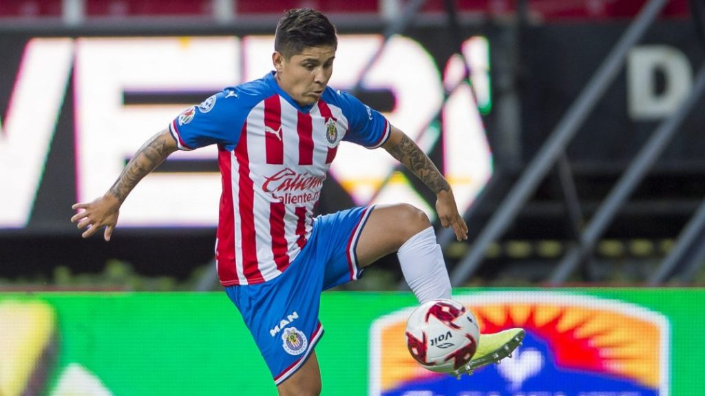 La 'Chofis' podrá volver al trabajo con las Chivas. (Foto: Mexsport)