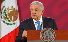 AMLO llama zopilotes a medios que informen muertes por Covid-19 en México.