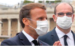 El presidente de Francia, Emmanuel Macron, declaró que Francia está lista ante una segunda ola de Covid