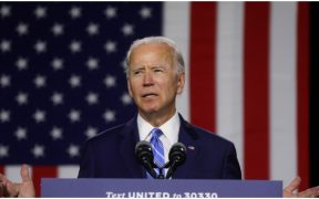 Biden no viajará a Milwaukee para aceptar la nominación demócrata