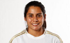 La mexicana Robles compartió cómo llegó al Real Madrid.