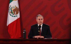 El semáforo no está sujeto a negociación: López-Gatell