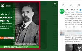 En la imagen aparece Francisco I. Madero. Foto: Captura de pantalla