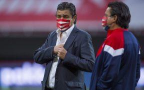 Luis Fernando Tena dio positivo a coronavirus. (Foto: Mexsport)