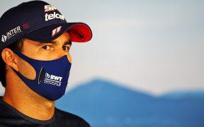 El mexicano 'Checo' Pérez analizó su futuro en Racing Point. (Foto: EFE)