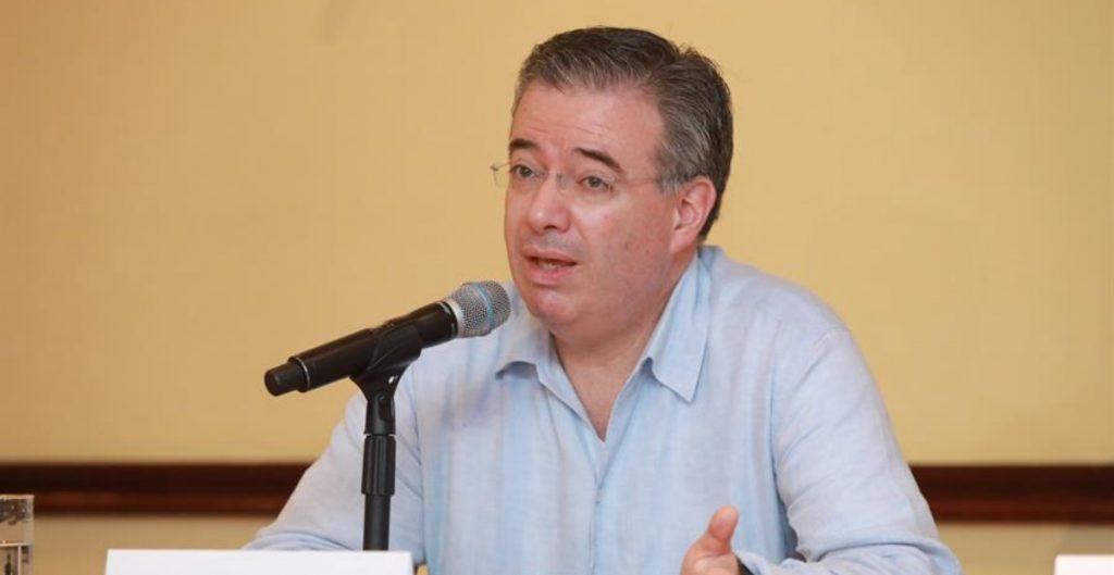 Alejandro Díaz León, gobernador de Banxico