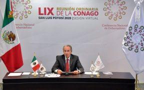 Juan Manuel Carreras, nuevo presidente de la Conago