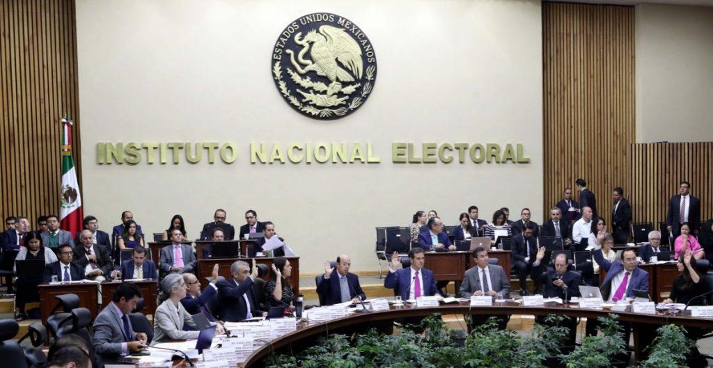Los nuevos consejeros del INE tomarán posesión a las cinco de la tarde
