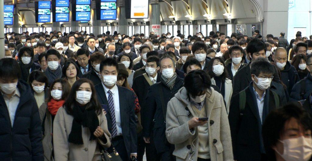 Japón, pandemia de Covid-19