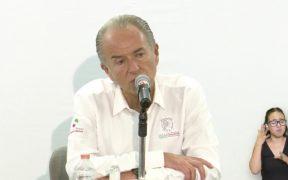 Juan Manuel Carreras, presidente de la Conago
