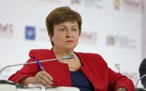 Kristalina Georgieva, directora gerente del Fondo Monetario Internacional (FMI).