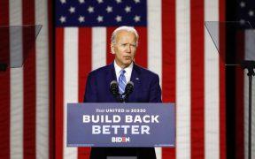 Joe Biden incluirá a opositores en la Convención Nacional Demócrata.