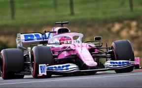 'Checo' Pérez tendrá mejores opciones en el Gran Premio de Hungría. (Foto: EFE)
