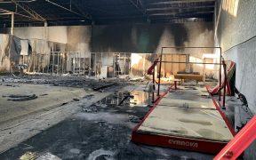 Las instalaciones del CODE Jalisco resultaron seriamente afectadas,