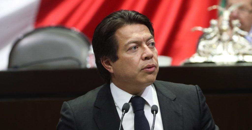 Mario Delgado, diputado de Morena.