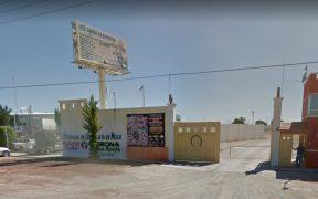 Balacera en carrera de caballos en Hidalgo