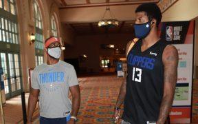 La NBA hizo pruebas a los 322 jugadores, y todos resultaron negativos.