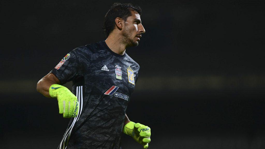 """Nahuel Guzmán considera que Tigres puede ser el """"nuevo"""" América. (Foto: Mexsport)"""
