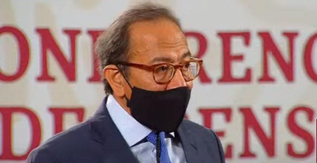 Carlos Salazar, presidente del CCE