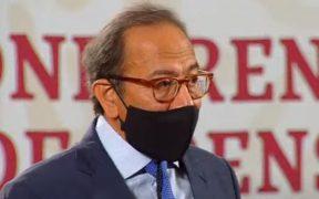 Carlos Salazar, presidente del CCE. Foto: Captura de pantalla