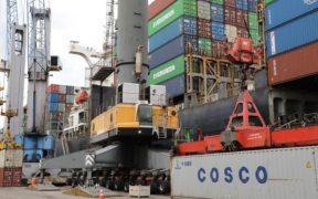 El viernes pasado, el presidente Andrés Manuel López Obrador, anunció que el control de los puertos pasaba a la Secretaría de Marina. Foto: Gobierno de México