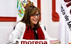 Mario Delgado invita a Yeidckol a apoyar su candidatura por la dirigencia de Morena