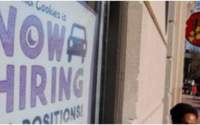 Las solicitudes de subsidio por desempleo aumentaron por primera vez desde marzo