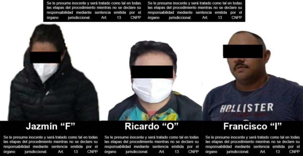 Integrantes del Cártel de Sinaloa