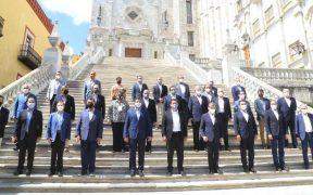 Gobernadores en Guanajuato