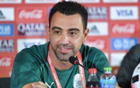 Xavi Hernández no podrá dirigir al Al Sadd en Catar por estar en aislamiento. (Foto: EFE)