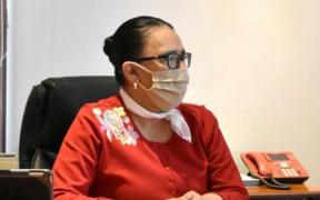 Rosa Icela Rodríguez aceptó ser la titular de Seguridad; mientras se recupera de Covid, Ricardo Mejía esta como encargado