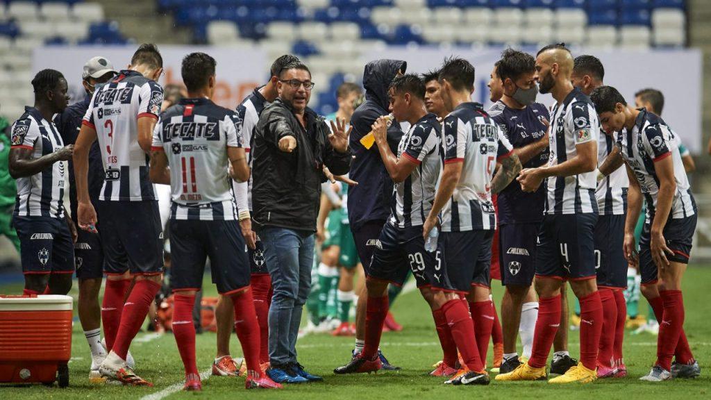 Monterrey debutará ante Toluca hasta el próximo martes, debido al huracán Hanna. (Foto: Mexsport)