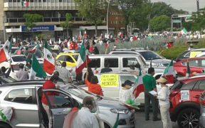 Caravanas antiAMLO en Guadalajara, Jalisco