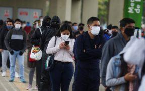 México casos y muertes coronavirus