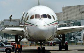 Avión presidencial TP-01