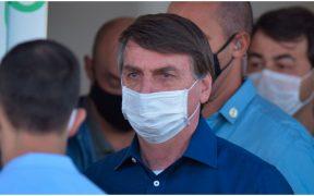 Jair Bolsonaro, presidente de Brasil, tiene otras cuatro denuncias en su contra en la Corte Penal Internacional por su gestión ante el Covid.