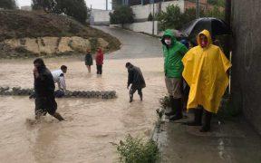 """Inundaciones por paso de """"Hanna"""""""