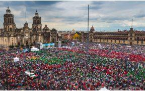 El presidente de México dijo que sí habrá desfile y grito en septiembre.