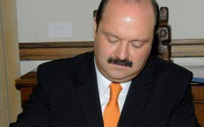 México busca que EU regrese el dinero de bienes confiscados a César Duarte