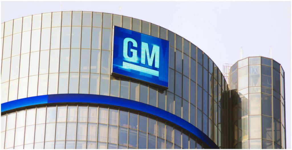 General Motors reportó pérdidas de 101 millones de dólares tan sólo en Norteamérica.