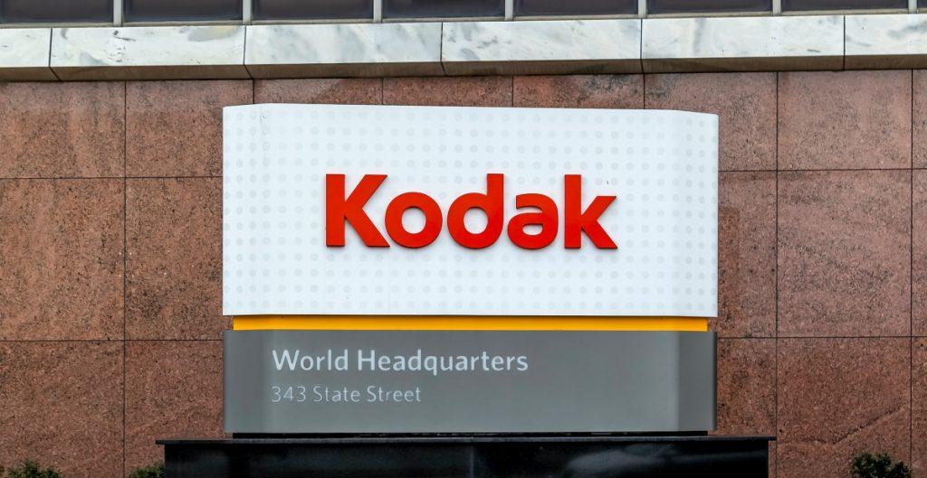 Ingreso de Kodak a la industria farmacéutica eleva sus acciones en Wall Street