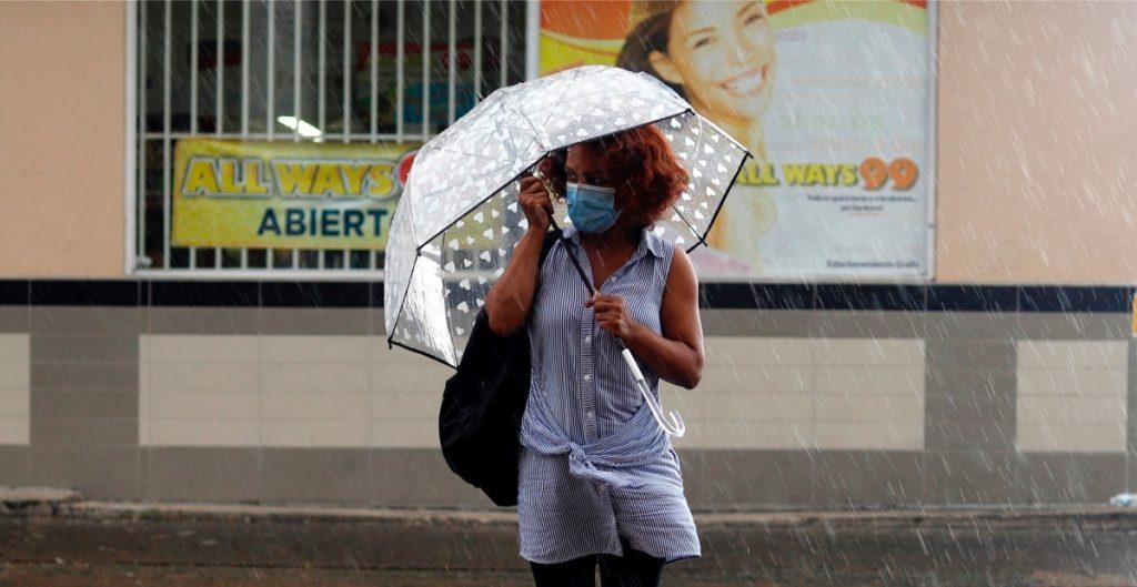 Tormenta tropical 'Isaías' se forma al sur de Puerto Rico