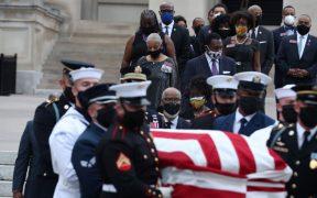 Realizan un segundo funeral a John Lewis en Atlanta